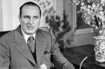 Anecdote : Quand Chirac fêtait 76 avec les Verts