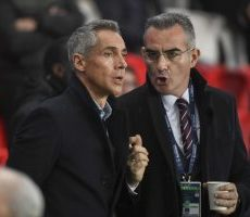 Girondins: blessés, l'ASSE, son avenir… Paulo Sousa était en conf'