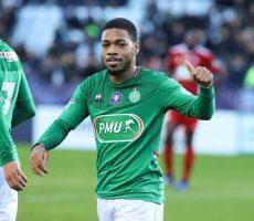 ASSE – Girondins : les Verts devant à la pause (2-1), Aouchiche buteur