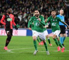 ASSE – Stade Rennais (2-1) : les 3 héros verts inattendus d'une qualification historique