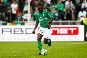 ASSE: Assane Diousse s'entraîne en solo sur sa terrasse