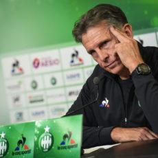 Puel : «Se concentrer sur notre match, pas sur l'adversaire»