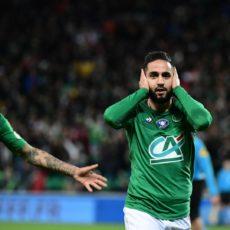 ASSE : Boudebouz en a pris plein la gueule, il craque