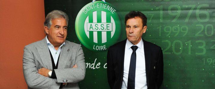 ASSE : St-Etienne doit «compter ses sous» pour éviter le pire