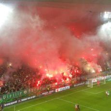 Une bagarre entre supporter a éclaté à Lyon hier soir