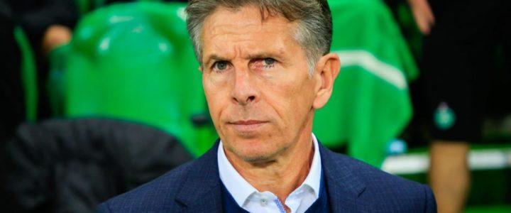 Claude Puel parle du choc face à Rennes et du dossier Fofana