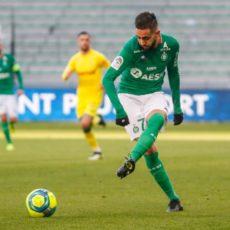 Pour Boudebouz, les Verts n'ont pas été récompensés