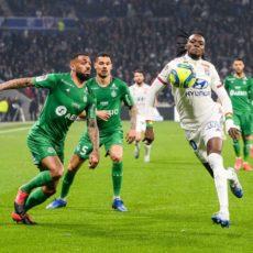 Une bonne audience pour le derby entre Lyon et Saint-Etienne