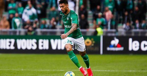 Mercato – ASSE : Un club de Ligue 1 ne lâcherait pas Bouanga !