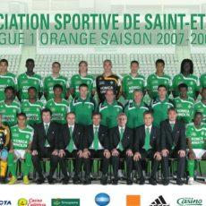 Retrouvez les joueurs de la saison 2007-2008!