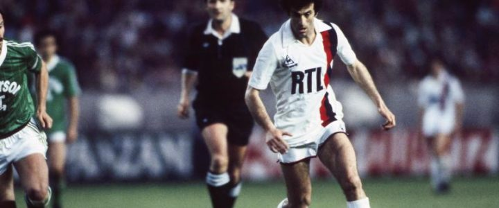 PSG – ASSE (finale de la Coupe de France 1982) en streaming : où voir le match ?