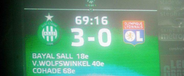 ASSE – OL (2014-2015) en streaming : où voir le match ?
