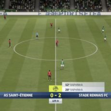 ASSE – Rennes : notre simulation FIFA 20