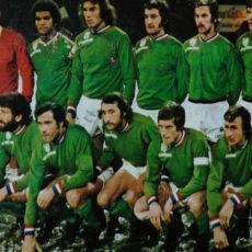 Review : ASSE 2-0 Ruch Chorzów (1974-1975)