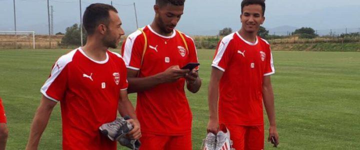 Philippoteaux (Nîmes) : «Bouanga est vraiment un bon mec»