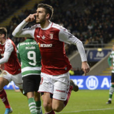 L'ASSE sur un attaquant de Braga ?