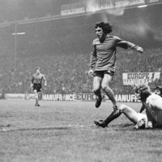 Review : Glasgow Rangers 1-2 ASSE (1975-1976)