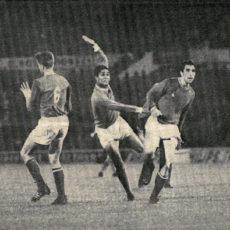 Review : ASSE 1-0 Benfica Lisbonne (1967-1968)