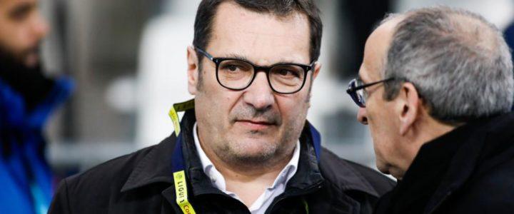 Les annonces de Didier Quillot pour les finales des Coupes