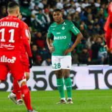 Le meilleur dribbleur de Ligue 1 est stéphanois