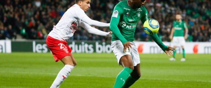 Inspirés, les Verts s'offrent un large succès face à l'OGC Nice