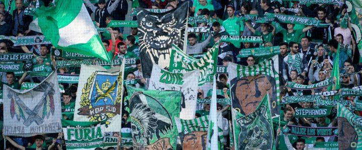 Dossier : Les supporters ultras, symbole de l'ASSE