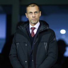 Ligue 1 / Ceferin : «Sans reprise, les clubs qualifiés en C1 passeront par le tour préliminaire»