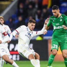 ASSE : Denis Bouanga courtisé en Premier League