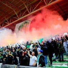 ASSE : les Ultras champions de France … des fumigènes !