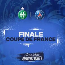 Coupe de France : Pas de vente de billet grand public annonce l'ASSE
