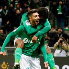 Mercato: Une première offre venue de Ligue 1 pour Denis Bouanga!