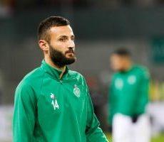 ASSE – Mercato: Lorient piste un autre Vert que Romain Hamouma