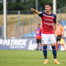 Adrian Grbic signe en L1
