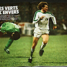 Review : ASSE 1-4 Borussia Mönchengladbach (1979-1980)