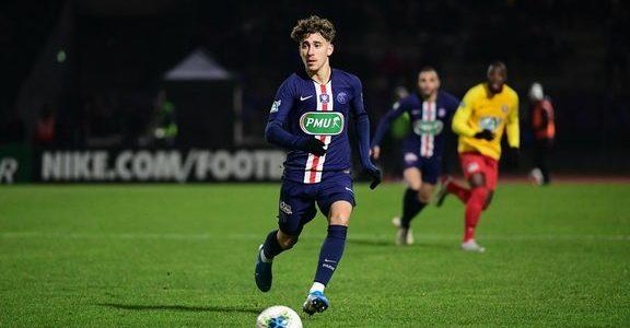 EXCLU – Mercato – PSG : Aouchiche n'ira pas à Lille
