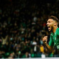 Mercato – ASSE : Un club de Ligue 1 fait une annonce pour Bouanga !