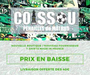 T-Shirts COISSOU