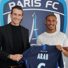 Mercato : Saïd Arab s'engage avec le Paris FC (Officiel)