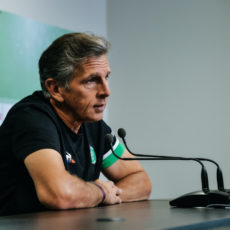 Claude Puel : «On a retrouvé des joueurs frais mentalement et qui manifestent une grande envie de s'entraîner»