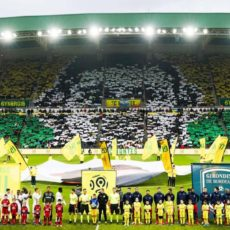ASSE, FC Nantes, OM, PSG : le plus beau tifo de la saison est…