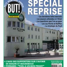 ASSE – Nouveauté : But! Sainté, 32 pages à lire sur la reprise des Verts