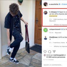 Kylian Mbappé fait le forcing pour la signature d'Adil Aouchiche