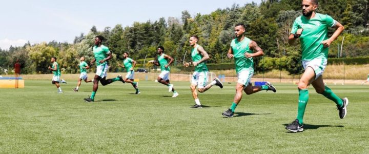 Avec sérieux, les Verts réussissent leur première sortie de l'été !