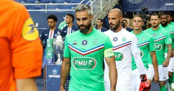Mercato – ASSE : Le vibrant hommage de l'ASSE après le départ de Loïc Perrin !