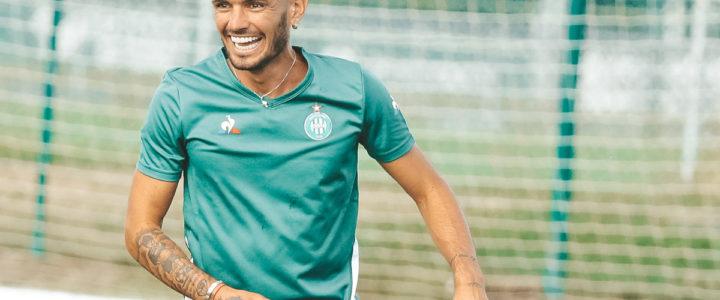 Cabella : «Initialement, je n'étais pas dans l'optique de partir de Saint-Étienne»