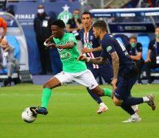 PSG – ASSE(1-0) : la surprise Neyou la joue modeste après sa première convaincante
