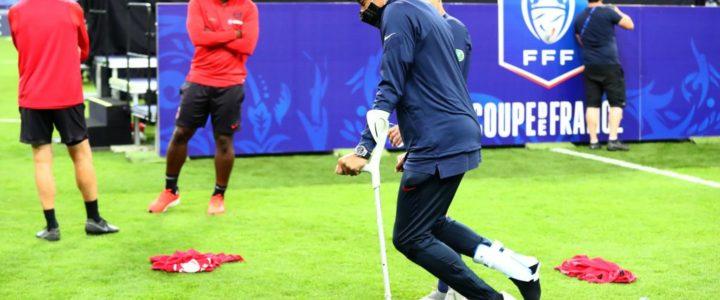 Les infos du jour: Mbappé absent trois semaines au PSG, Dybala (Juventus) incertain contre l'OL
