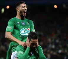ASSE – INFO BUT Mercato: Everton et l'Atalanta ciblent Bouanga
