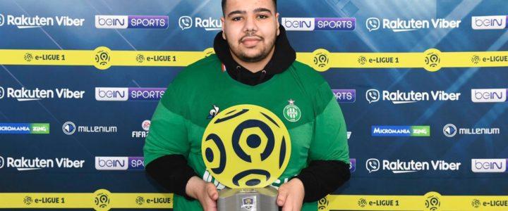 L'ASSE championne de France… de e-Ligue 1 !