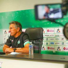 Claude Puel: » J'aime les préparations car elles servent à faire progresser les joueurs individuellement et le groupe en général»